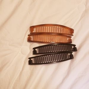 Accessories - 4 hair comb clips